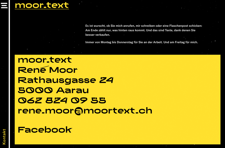 Roger Burkhard ~ Development + Interaction Design | Maurer AG